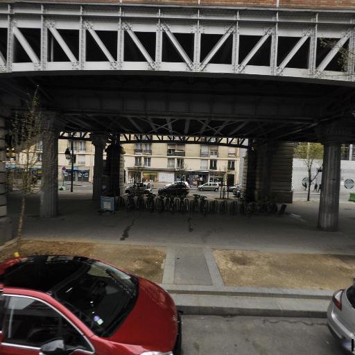 Station Vélib' La Motte-Picquet - Grenelle - Vélos en libre-service - Paris