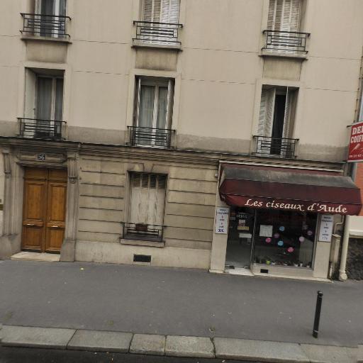 Philippe Hoel - Masseur kinésithérapeute - Paris