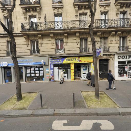 Abidis - Dépannage d'électroménager - Paris