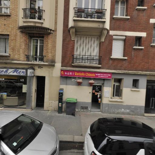 Christophe Teillaud - Chirurgien-dentiste et docteur en chirurgie dentaire - Paris