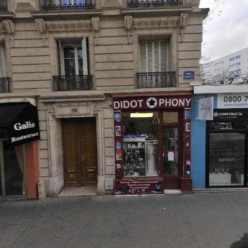 Regina Cosmétiques - Coiffeur - Paris