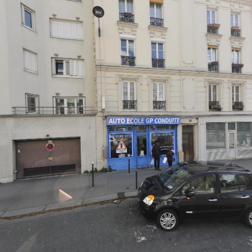Auto Ecole Gp Conduite - Auto-école - Paris