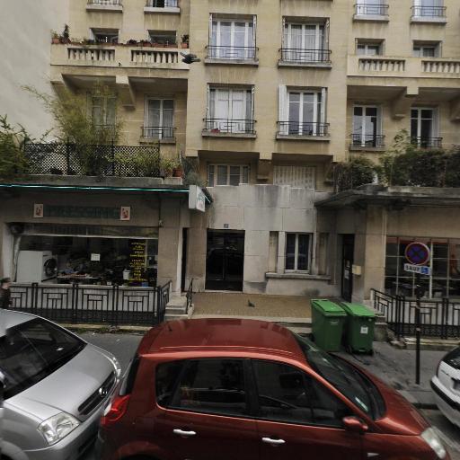 Berthelier Fichet Tribouillet - Architecte - Paris