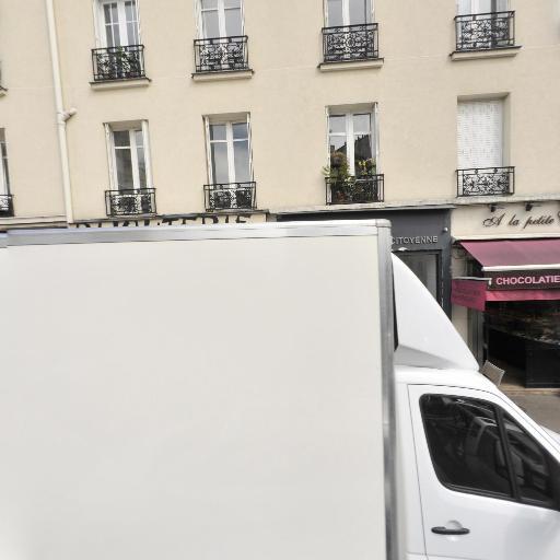 la Petite Chocolatiere - Boulangerie pâtisserie - Paris