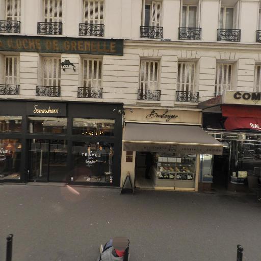 Borissou - Boulangerie pâtisserie - Paris