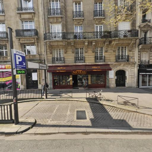 Auto Bilan 75 RENAULT - Garage automobile - Paris