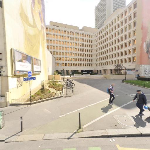 Etamine - Bureau d'études - Paris