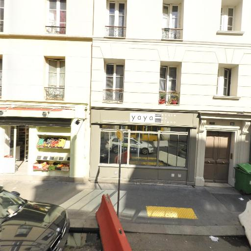 Martin Jonathan - Coursiers - Paris