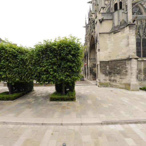 Basilique St-Urbain - Attraction touristique - Troyes