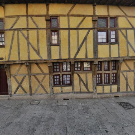 Maison du Dauphin - Attraction touristique - Troyes