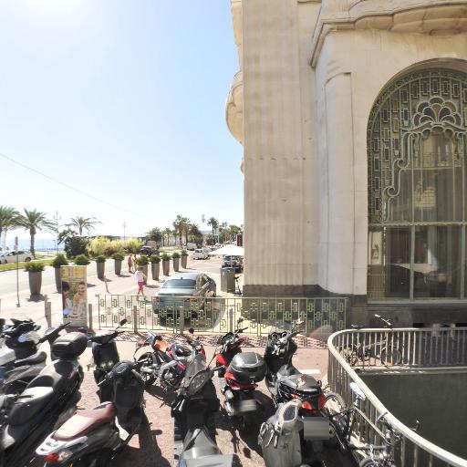 Hyatt Regency Nice Palais de la Méditerranée - Restaurant - Nice