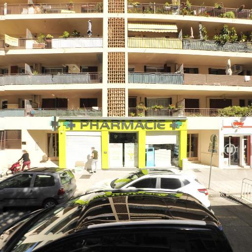 Pharmacie Guérin Belin Snc - Pharmacie - Nice