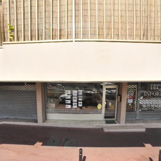 Parking Suquet-Forville - Parking - Cannes