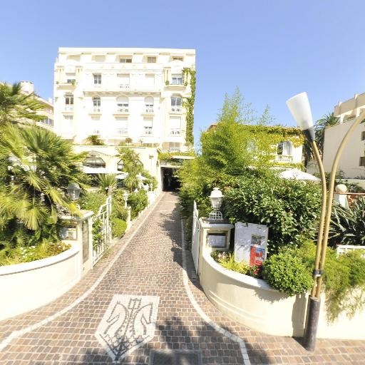 Hôtel Juana - Restaurant - Antibes