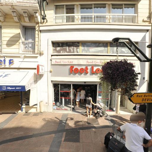 Foot Locker France - Magasin de sport - Cannes