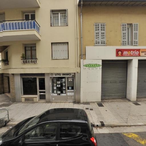 Urbanisme Transaction Gestion - Location d'appartements - Nice