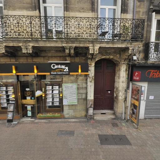 CENTURY 21 Etude Saint-Seurin - Agence immobilière - Bordeaux