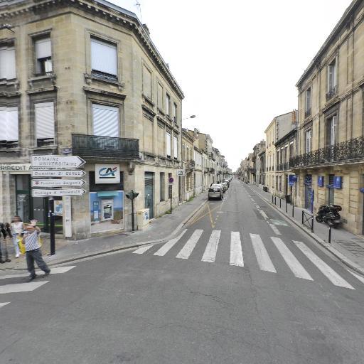 Ghebriout Ahmed - Papeterie - Bordeaux