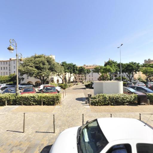 Parking Effia NARBONNE De Bourg - Parking public - Narbonne