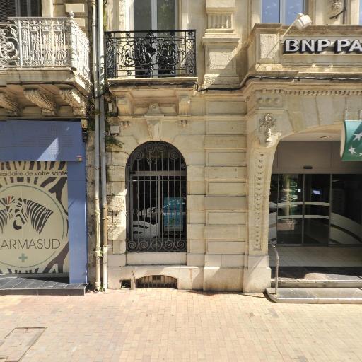 Bnp Paribas - Banque - Narbonne