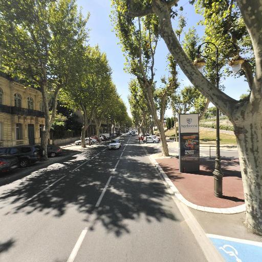 Parking gare de Narbonne - EFFIA - Parking public - Narbonne
