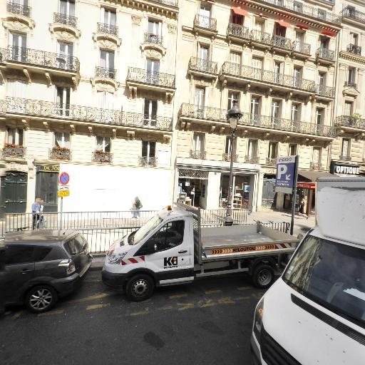 Parking Soufflot-Panthéon - Parking - Paris