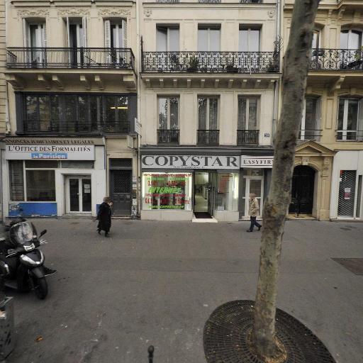 Palais Royal Capital Family Office - Conseil en organisation et gestion - Paris