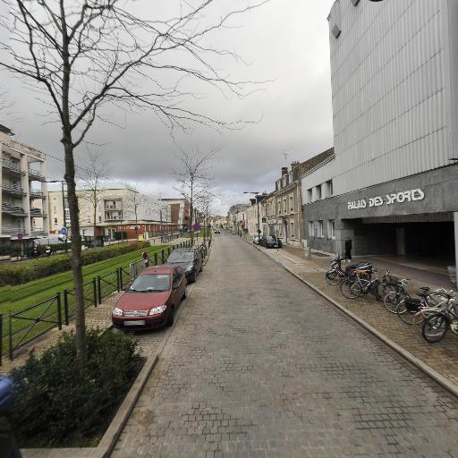 Palais des Sports - Infrastructure sports et loisirs - Orléans