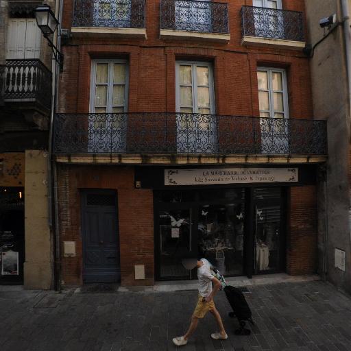 La Marchande De Violettes - Cadeaux - Toulouse