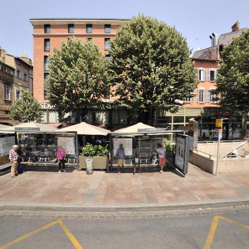 Hôtel Le Père Léon - Café bar - Toulouse