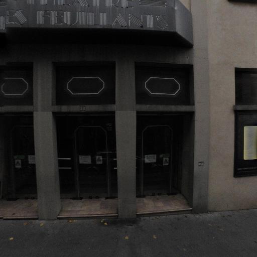 Théâtre des Feuillants - Salle de concerts et spectacles - Dijon