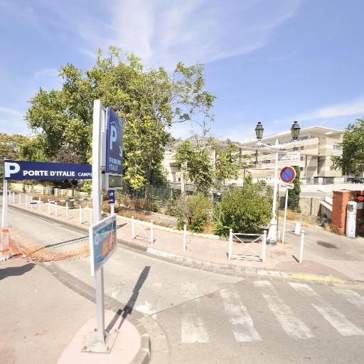 Aire de covoiturage Porte d'Italie - Aire de covoiturage - Toulon