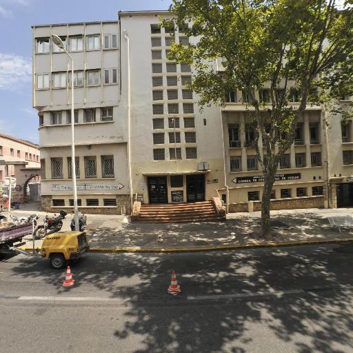 Caisse Primaire D'Assurance Maladie Du Var Accueil De Toulon Carnot CPAM - Sécurité sociale - Toulon