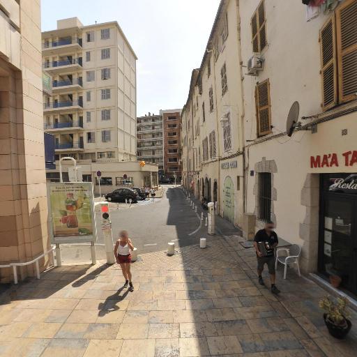 Parking Lafayette - Parking - Toulon