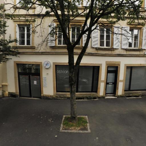 Dupont Chloe - Masseur kinésithérapeute - Metz
