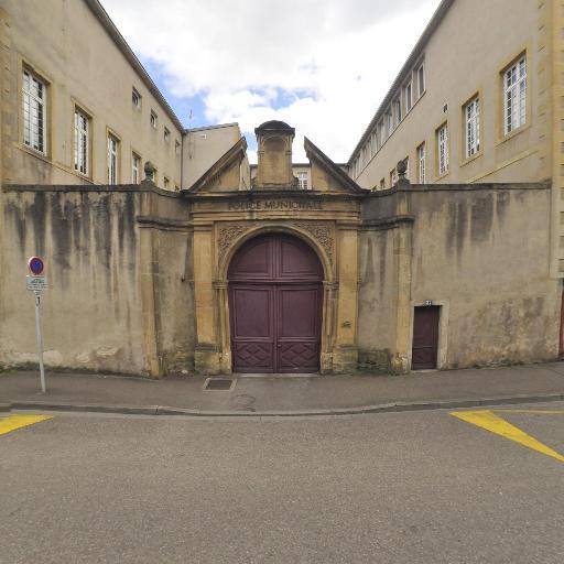 Police Municipale - Services de gendarmerie et de police - Metz