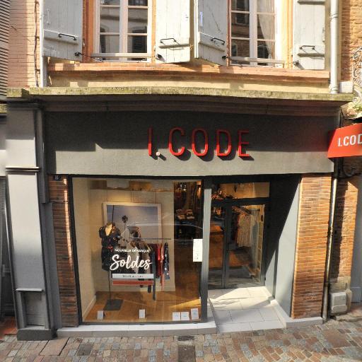 I.code - Vêtements femme - Montauban