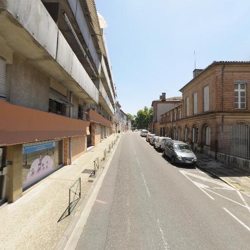 DALUZ LASCOUX Delphine - Soins hors d'un cadre réglementé - Montauban