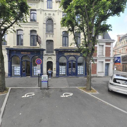 Parking gare de Valenciennes - EFFIA - Parking public - Valenciennes