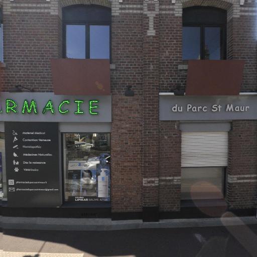 Pharmacie du Parc St Maur - Pharmacie - Marcq-en-Baroeul