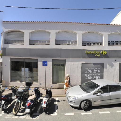 Carrefour City - Alimentation générale - Biarritz
