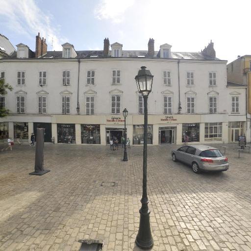Jeanne d'Arc - Lieu - Orléans