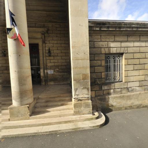 Tribunal Judiciaire de Niort - Tribunal et centre de médiation - Niort